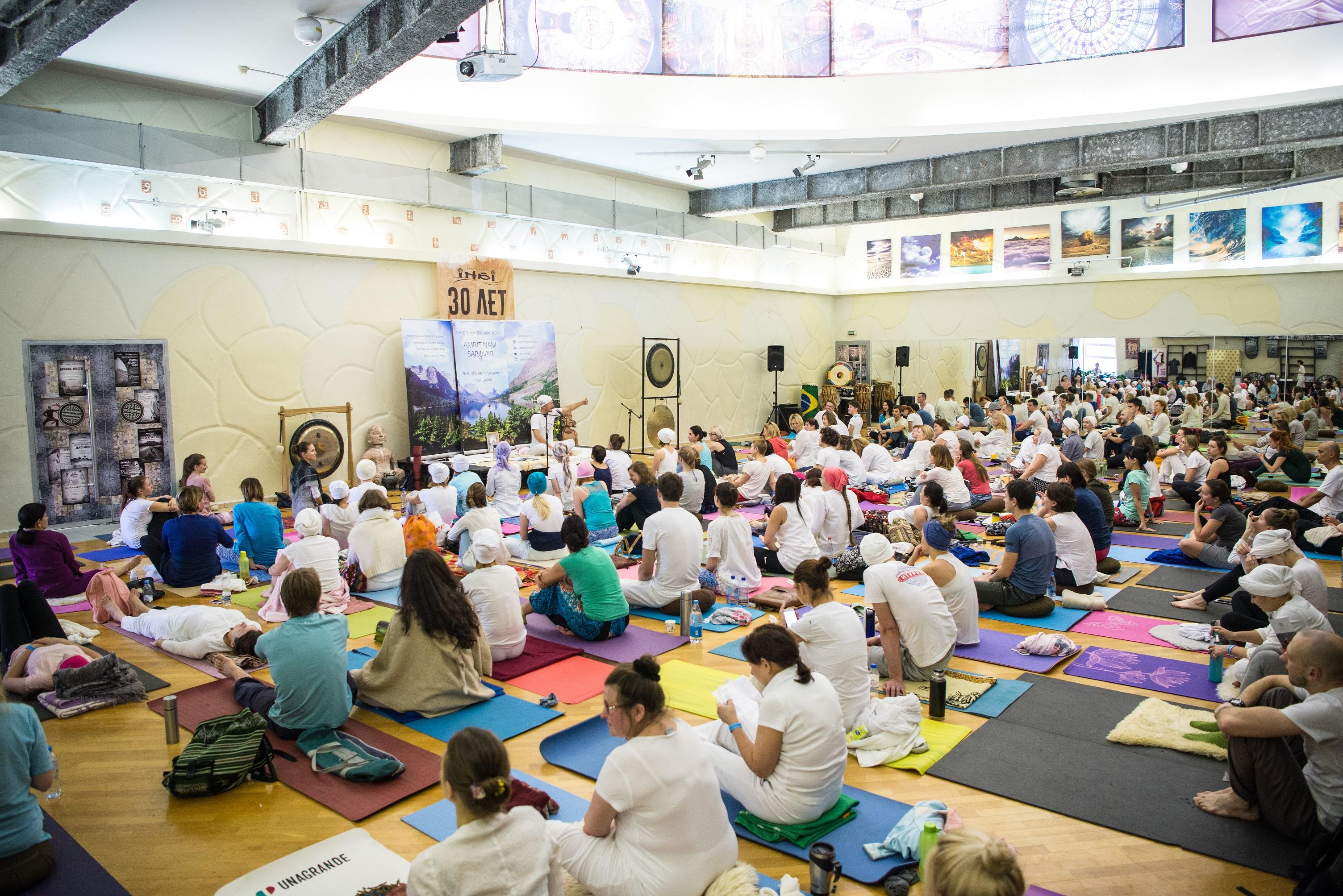 Йога для начинающих уфа